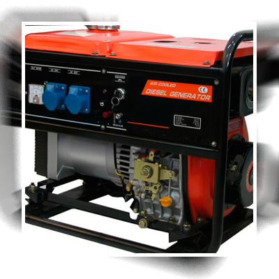 Diesel generators for home